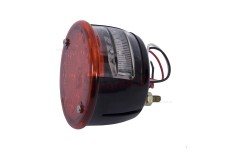 Tail Light Assembly, Left, LED : 46-75 Willys/Jeep CJ